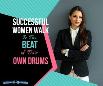 Sucessful Women Walk