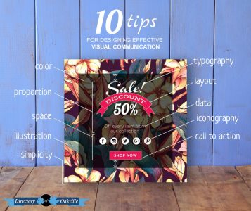 10 Tips For Designing Effective Visuals