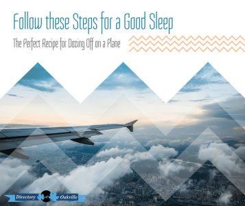 Good Sleep On Airplane