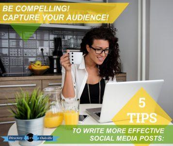 Social Media Copy Tips