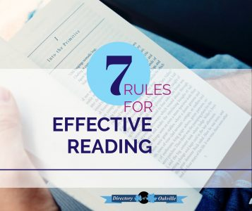 7 Tips for Effective Reading