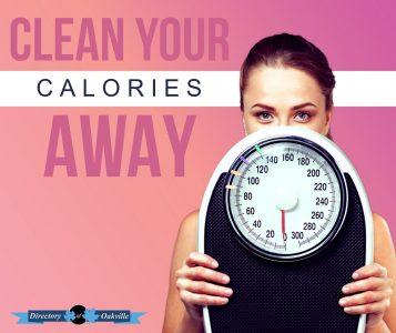 Clean Your Calories Away
