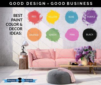 Best Paint Color & Decor Ideas