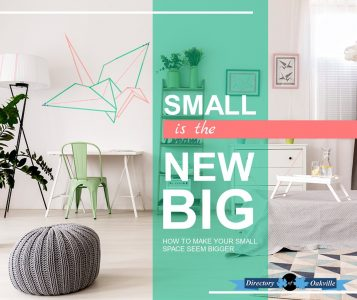 How To Make Your Small Space Seem Bigger