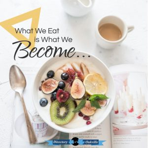 What We Eat is What We Become