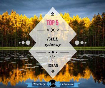 Top 5 Fall Get-Aways