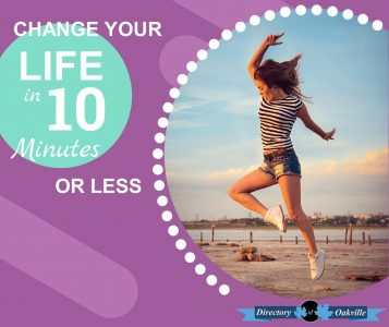 Change Your Life Style In 10 Minutes Or Less