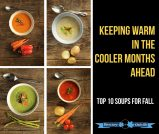 Top 10 Soups For Fall