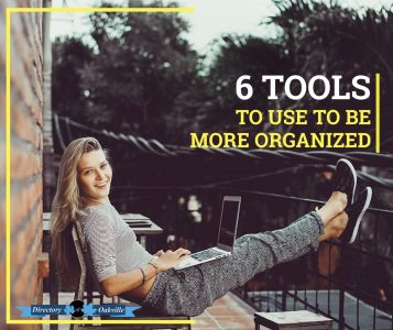 6 Tools To Use To Get Organized