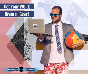 Get Your Work Brain in Gear
