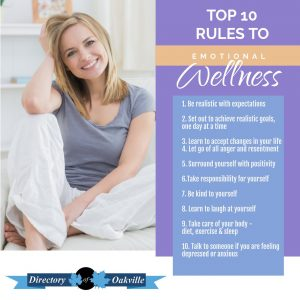 Top Ten Rules To Emotional Wellness