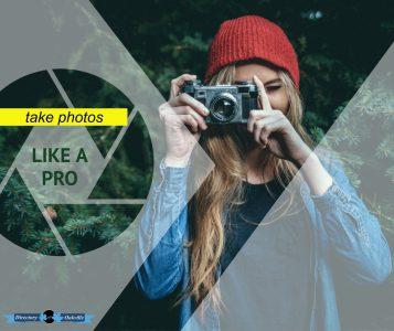 Take Photos Like a Pro