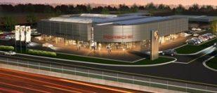 Porsche Centre Oakville