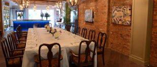 seasons restaurant private dining