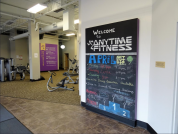 Anytime Fitness center
